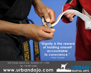 Black Belt Quotes