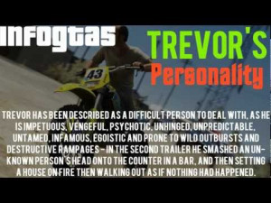 Trevor Phillips GTA 5 Quotes