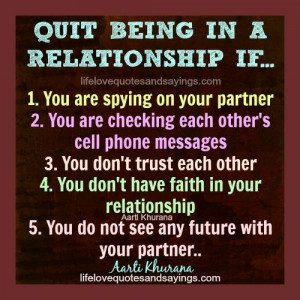 Are You Spying On Your Partner.