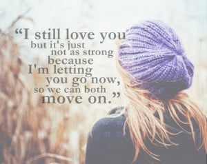 emotions, girl, love, moving on, text
