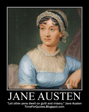 Jane Austen: Just a Victorian Chick Lit author or more??