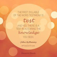 John Bytheway