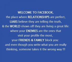funny family quotes for facebook |Facebook relationship quotes, Funny ...