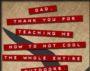 Father Son Gift, Father Daughter Gift, Father Hero, Thank you Gift for ...