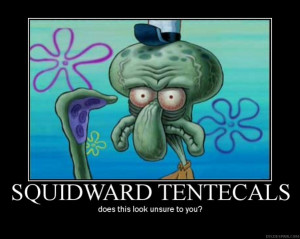 Related Pictures box funny patrick spongebob squidward text