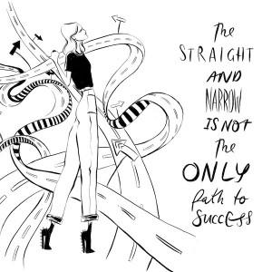 GIRLBOSS straight and narrow image