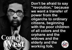 Cornel West Obama