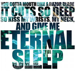... heavy metal, lost love, love, metal, metalcore, oli sykes, quote