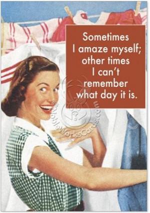 Memory Loss, Brain, Memory Jokes Forgotten Birthday Humor Picture ...