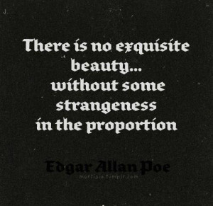 Edgar Allan Poe - same as real life # quotes # wisdom #