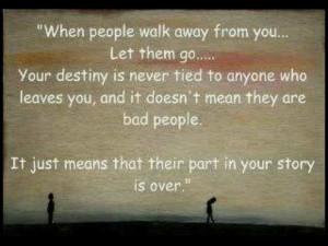 Your destiny-I get the hint :)