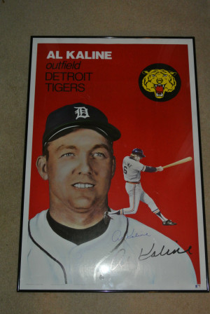 Al Kaline Baseball Cards