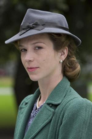 Honeysuckle Weeks in Foyle's War