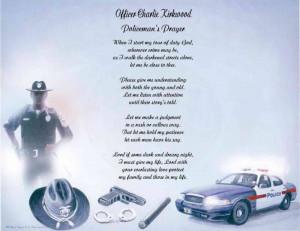 Police Poems