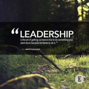 ... century, leaders will be those who empower others.