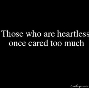 Heartless People Quotes Heartless