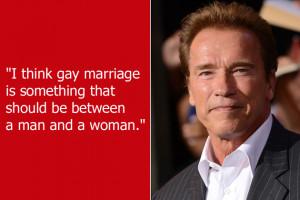 Dumb Celebrity Quotes – Arnold Schwarzenegger
