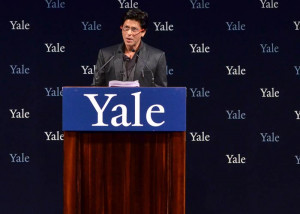 Top 10 quotes from SRK's speech at Yale University