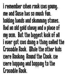 ... Rock - song lyrics, music lyrics, song quotes, music quotes, songs