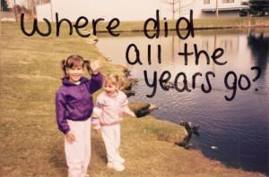 ... quote happy sad childhood words nostalgia memories sisters remembering