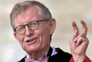 Ohio State president E. Gordon Gee announced on Tuesday afternoon that ...