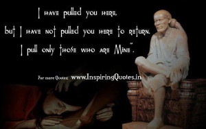 Sai Baba Quotes, Thoughts Famous Quotes Images Wallpapers