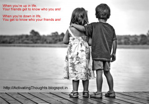 Sad Quotes on Friendship