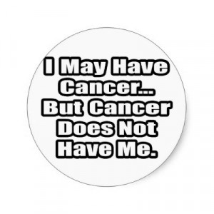 Inspirational cancer shirts and gifts. Share your fighting spirit and ...