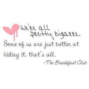 breakfast club quotes pinterest