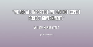 We Are Not Perfect Quotes