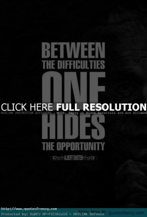 Between The Difficulties Life Love Quotes
