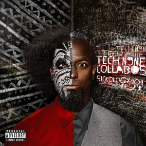 TECH N9NE COLLABOS/VARIOUS - Sickology 101 (Front Cover)