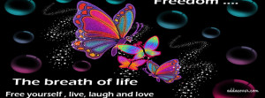 Butterfly Facebook Covers Quotes