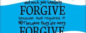 Top 10 Verses on Forgiveness