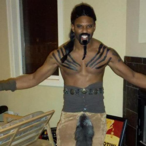 Khal Drogo costume (Game of Thrones)