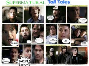 Supernatural Tall Tales