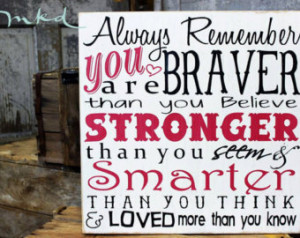 ... Sign on Wood or Canvas, Inspirational Quote, Home Decor, Baby Shower
