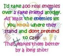 Hate Fake Friends Quotes I hate fake friends