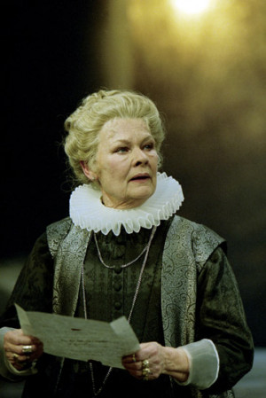 What do you think of Judi Dench quotes?