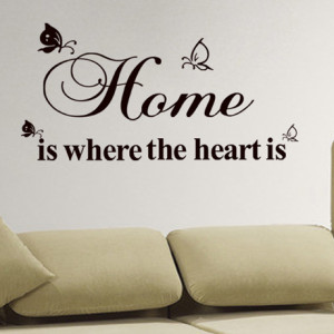 Cheap Black Quote Fashion Mural Removable Vinyl Wall Art Decals ...