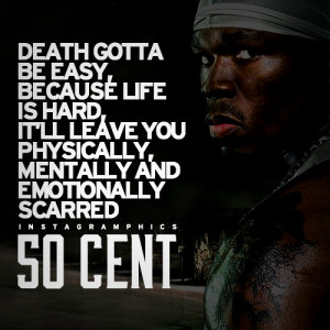 ... Discovered His Purpose Of Life After He Was Shot 9 times – 50 CENT