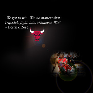Derrick Rose Quote Images