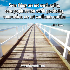 Picture Quote About Dealing with People and Life – Some things are ...