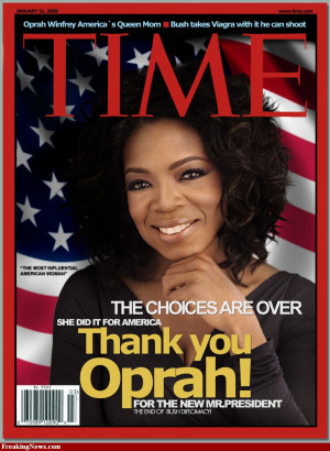 Oprah Winfrey Quotes And Sayings About Success: Oprah Winfrey High ...