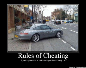 Can Cheating Be Justified?