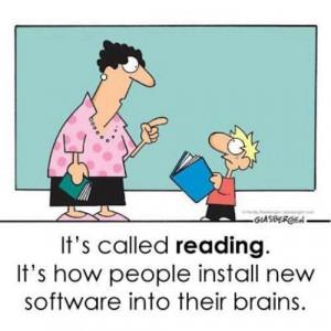 funny cartoon with joke quote Hilarious Cartoon Joke LOL!