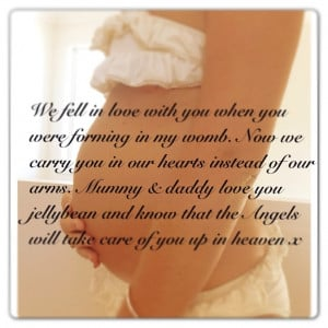 miscarriage quote - my belly #dandelions4emma #Grief #Babyloss #baby # ...