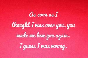 ️I guess I was wrong