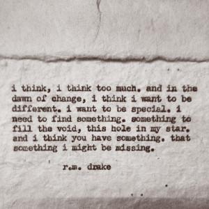 Robert M Drake Quotes