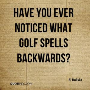 Al Boliska Sports Quotes
